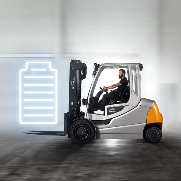 How electric forklift trucks create cleaner, eco-friendly warehouse spaces!