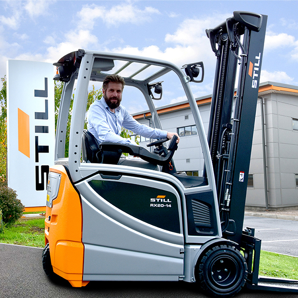 Torsten Wiecker: Electric forklifts vs IC engine forklifts, why make the switch?