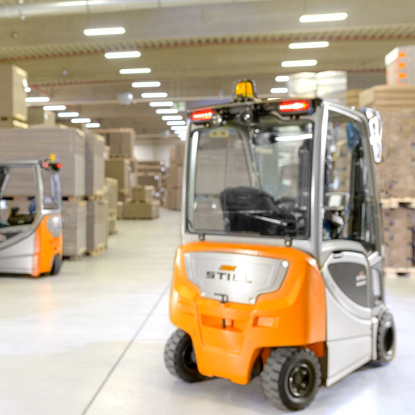 Short Term Forklift Hire - Top 4 advantages